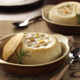 Quick Bread Bowls