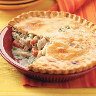 Turkey Potpies Recipe.