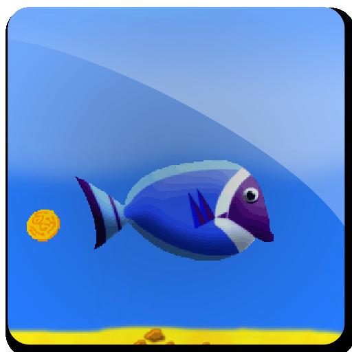 饥饿的鱼 街機 App LOGO-硬是要APP