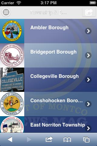 【免費商業App】Mongomery County News Mag-APP點子