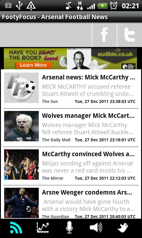 Man City - Live Scores & News - screenshot