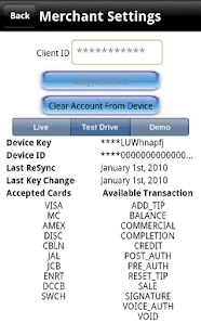 PAYware Mobile- screenshot thumbnail
