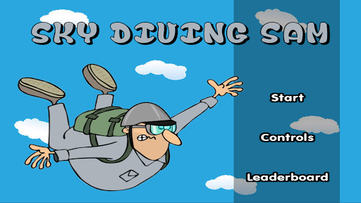 Sky Diving Sam