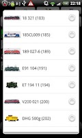 Screenshot of Win-Digipet Mobile