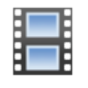 DropVideo Android icon