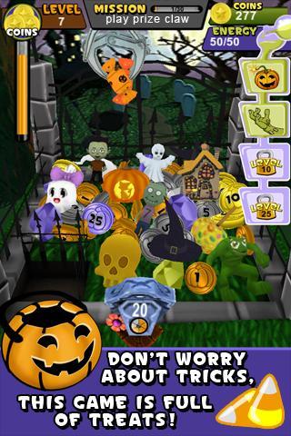 Prize Claw Seasons screenshot #2