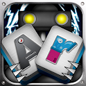 Alphabet Robots Mahjong HD icon