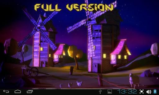 玩免費個人化APP|下載Paper Windmills 3D Free lwp app不用錢|硬是要APP