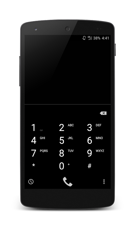 Infamous CM11 Theme Free- screenshot