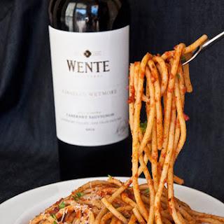 Traditional Italian Pasta Sauce - All'amatriciana.