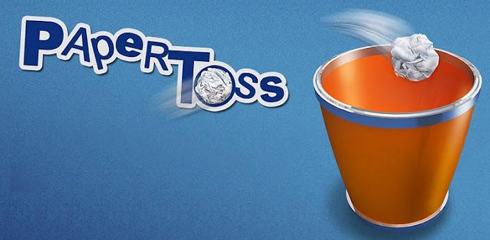 Paper Toss,Paper Toss apk,Paper Toss apk game,