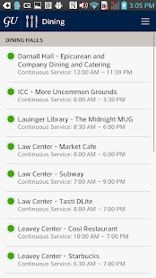 Georgetown Mobile - screenshot thumbnail