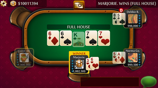 Texas HoldEm Poker LIVE - Free