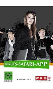 Berufs-Safari- screenshot thumbnail