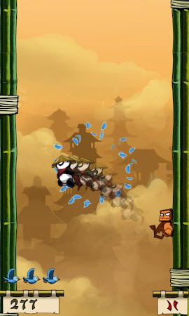 Panda Jump 1.1.7 screenshot 9240