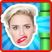 Miley Cyrus Bird Game