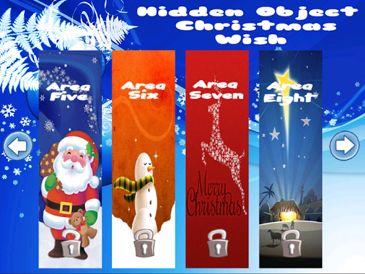 【免費教育App】Hidden Object Christmas Wishes-APP點子