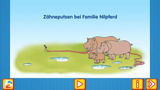 Familie Nilpferd FREE