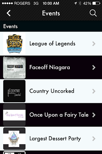 【免費教育App】Niagara College Event Mgmt-APP點子