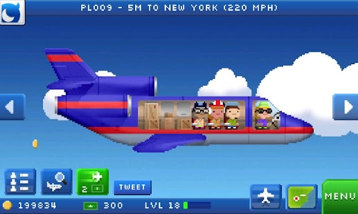 Airplane app walk through game play - YouTube