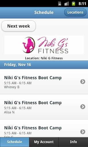 Niki Gs Fitness