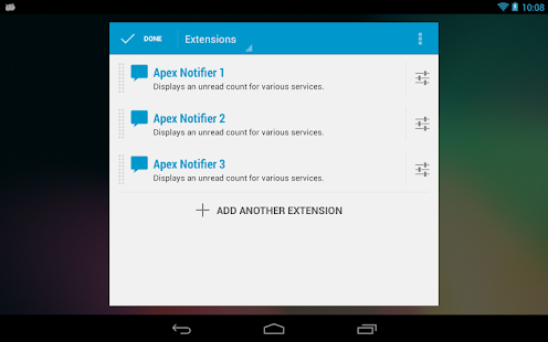 Apex Notifier Screenshot 14