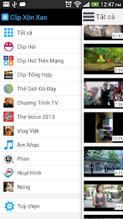 Clip Xôn Xao - screenshot thumbnail