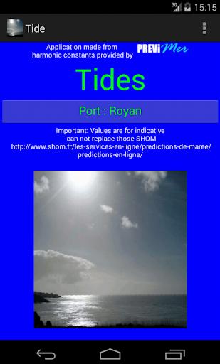 Tide  screenshots 1