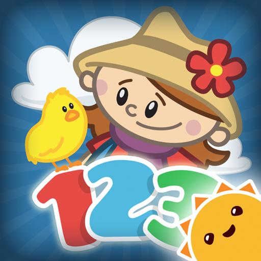 Farm 123 ~ StoryToys Jr. 書籍 App LOGO-硬是要APP