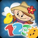 Farm 123 ~ StoryToys Jr. mobile app icon
