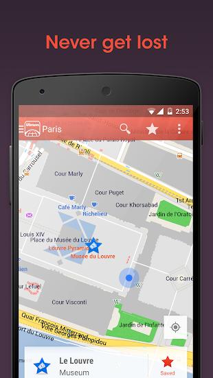 City Maps 2Go Pro Offline Maps- screenshot thumbnail