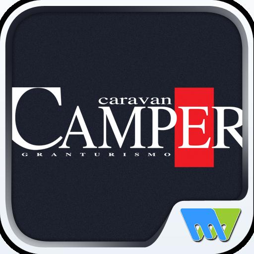 CARAVAN E CAMPER GRANTURISMO LOGO-APP點子