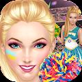 Download GAME_CASUAL High School Cheerleader Salon APK