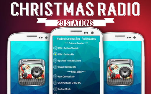 Christmas Radio 3.0 screenshots 2