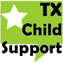 Texas Child Support Calculator logo