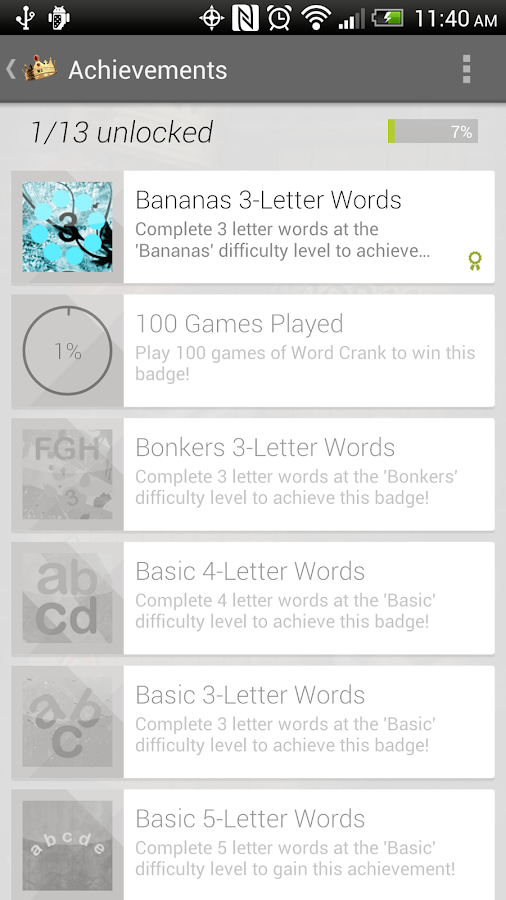 Word Crank: Spelling Word Game- screenshot