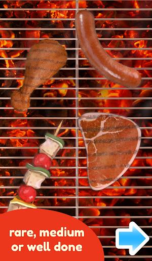 BBQ Grill Maker - Cooking Game  screenshots 15