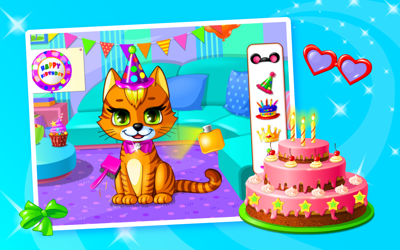 Pet Birthday Party Android Apps On Google Play