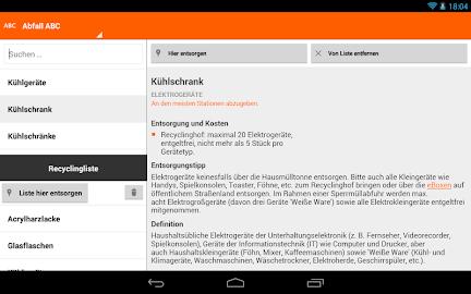 Abfall-App | BSR Screenshot 31
