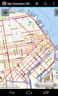 San Francisco Offline City Map Apps on Google Play