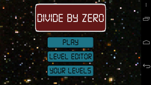 Divide by Zero - Free