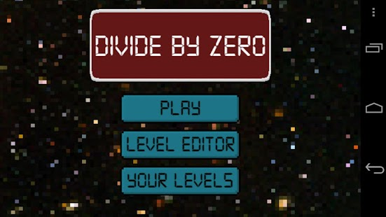 Divide by Zero - Free- screenshot thumbnail