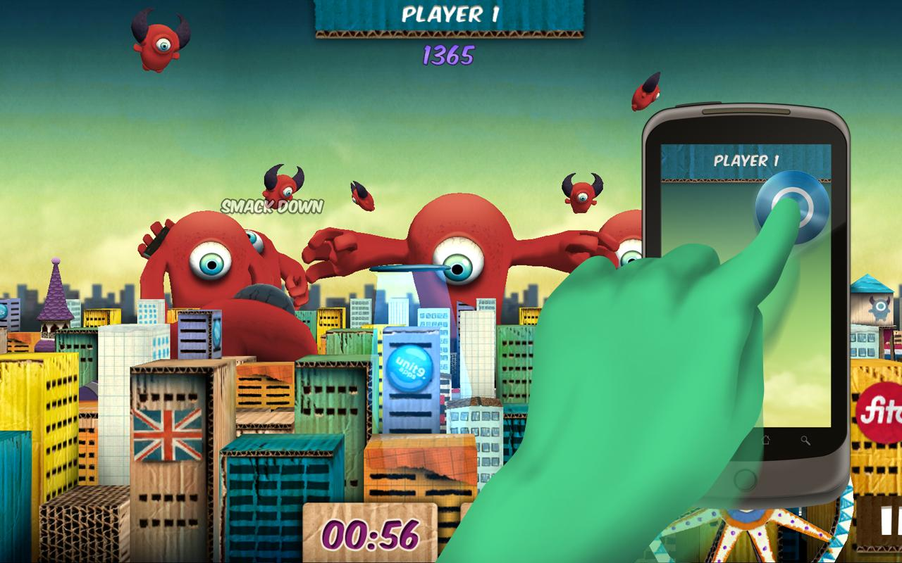 Shield Attack- screenshot