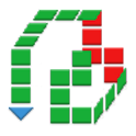 Snake in a cube icon