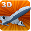 3D Flight Simulator icon