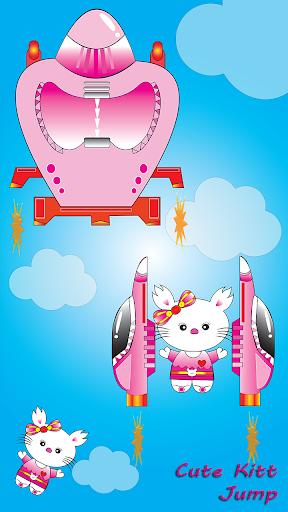 Cute Kitt Jump Game Free
