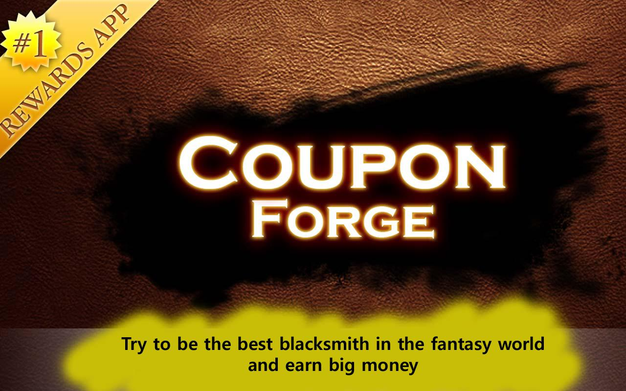 Coupon Forge : Free Gift Cards - screenshot