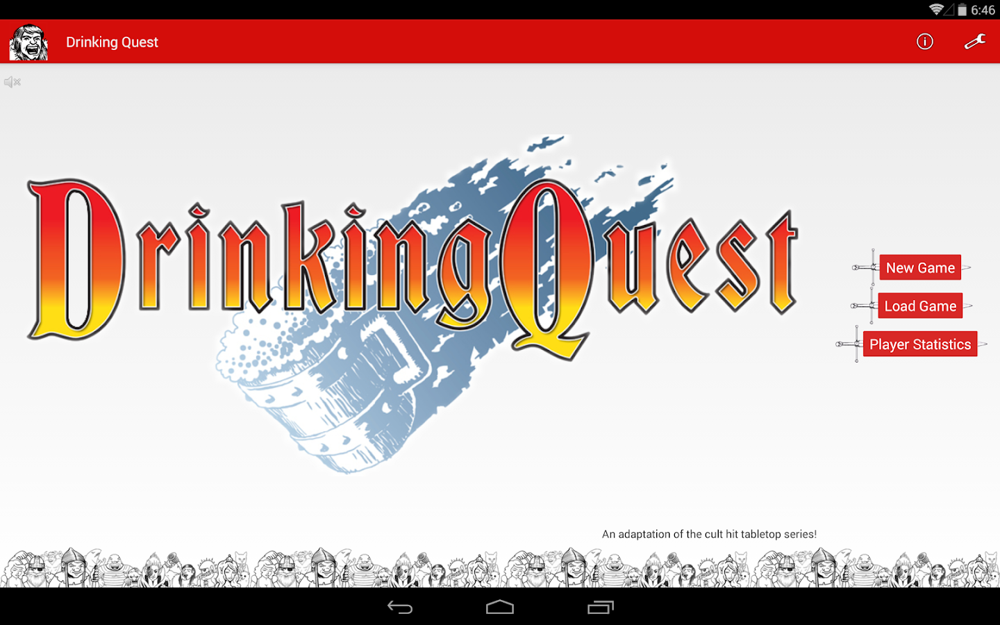 Drinking Quest- screenshot