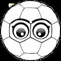 Spin football logo