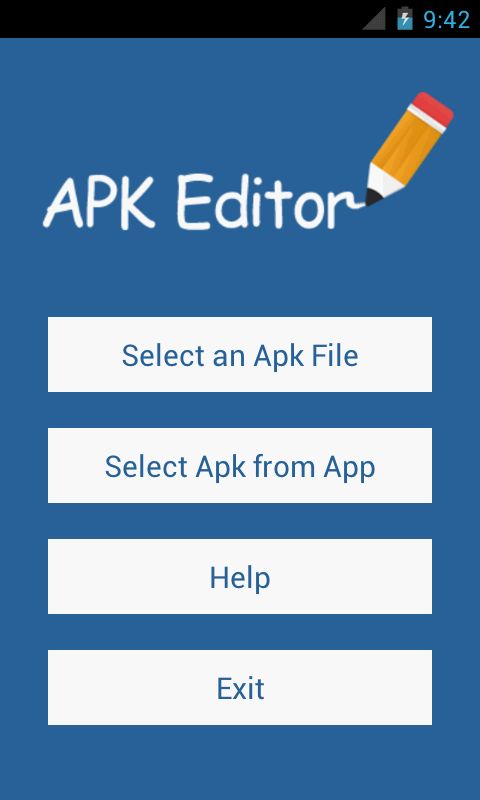 APK Editor - screenshot